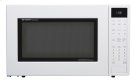 1.5 cu. ft. 900W Sharp White Carousel Convection + Microwave (SMC1585BW) Product Image