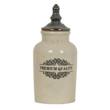 Large Premium Quality Canister