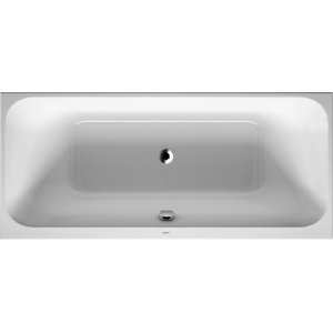 White Happy D.2 Bathtub
