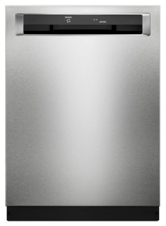 39 DBA Dishwasher with Fan-Enabled ProDry System and PrintShield Finish, Pocket Handle - Stainless Steel with PrintShield(TM) Finish