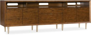 Entertainment Console 84in