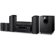 5.1.2-Channel Dolby Atmos/DTS:X Network A/V Receiver & Speaker Package