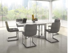 Lloyd/Galyn 7pc Dining Set