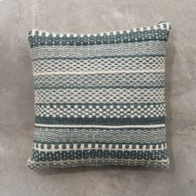 Teal Mikey Pillow - Large