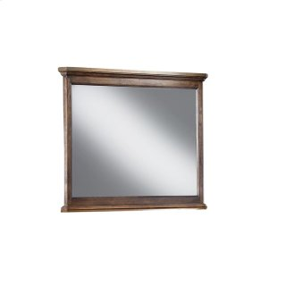 Bedroom - Telluride Landscape Mirror