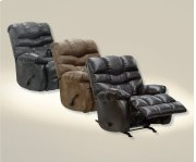 Chaise Rocker Recliner - Silt Product Image