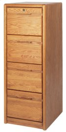 Four Drawer File Product Image