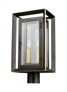 2 - Light Outdoor Post Lantern Product Image
