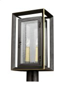 2 - Light Outdoor Post Lantern Product Image