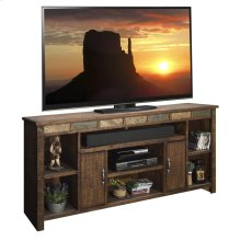 "Old West 75"" TV Console"