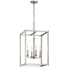 Crosby Collection Crosby 4 Light Foyer Pendant NI