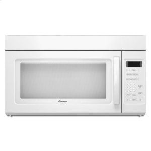 AMANA1.7 cu. ft. Over-the-Range Microwave with Sensor Cooking - white