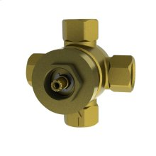 Three-Way Diverter Valve - No Color