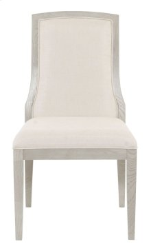 Criteria Side Chair in Heather Gray (363)