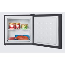 1.1 Cu. Ft. Upright Freezer, Black