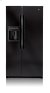 Additional Side-By-Side Refrigerator with Ice and Water Dispenser (26.5 cu.ft.)