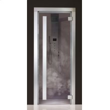 Aquasteam door