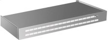 Undermount recirculation cover 36'' Stainless steel