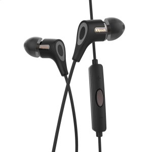 KlipschR6i II In-Ear Headphones - Black