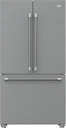 "36"" Counter Depth French Door Refrigerator"