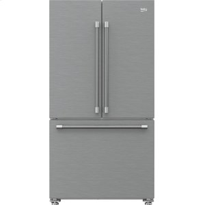 "Beko36"" French Three-door Refrigerator"