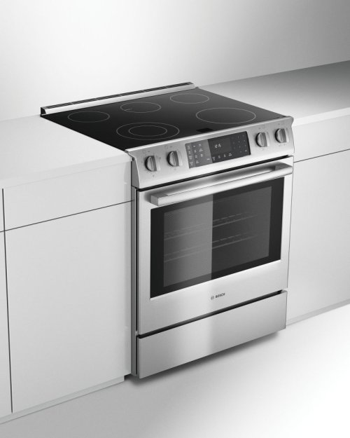 800 Series, Electric Slide-In Range US