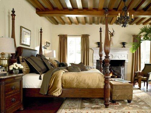 Ernest Hemingway® Thompson Falls Poster Bed (King)