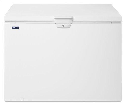15 cu. ft. Chest Freezer with Door Lock