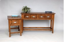 "#325 Hamilton Console Table 48.5""hx14.5""dx30""h"