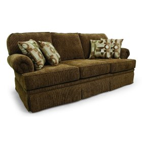 4800 Sofa with loose pillow back