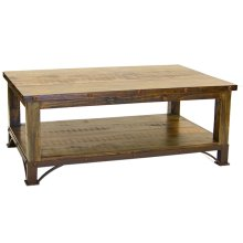 Urban Rustic Coffee Table