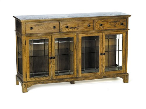 Wide Buffet With Touch Light