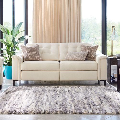 Luke duo Reclining 2 Seat Sofa