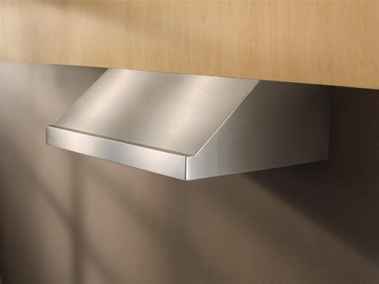 """Classico Poco - 30"""" Stainless Steel Pro-Style Range Hood with internal/external blower options Photo #1"""