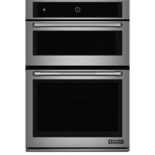 """30"""" Microwave/Wall Oven with MultiMode® Convection System, Pro Style Stainless"""