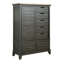 Plank Road Wheeler Door Chest