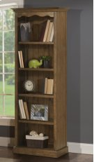 Tuscan Retreat® Small Bookcase K/d - Ctn A - Antique Pine Product Image