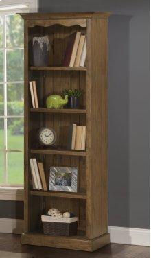 Tuscan Retreat® Small Bookcase K/d - Ctn A - Antique Pine