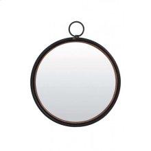 Mirror 50 cm IDEAL tin copper