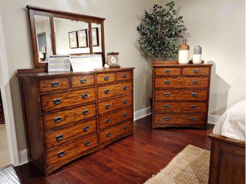 Bedroom - Oak Park 12 Drawer Dresser