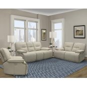 Spartacus Oyster Power Reclining Collection