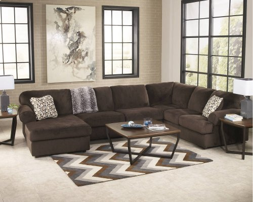 3 Piece Sectional w/ Left Arm Facing Sofa