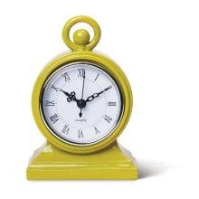 Mod Clock, Chartreuse