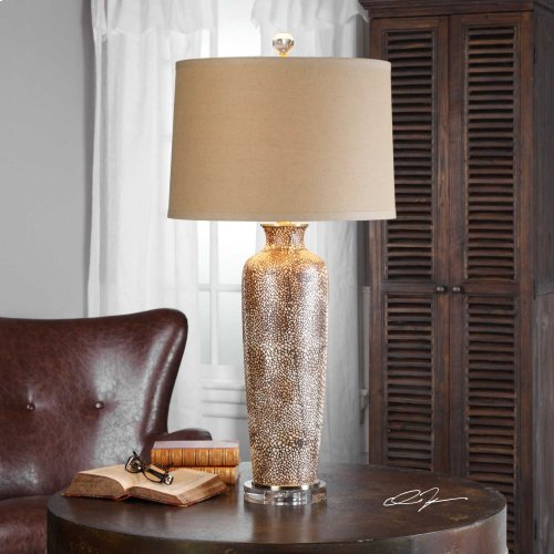 Reptila Table Lamp