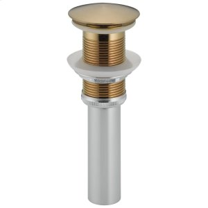 Champagne Bronze Push Pop-Up Less Overflow Product Image