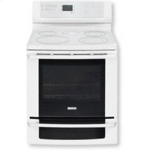 "30"" Electric Freestanding Range"