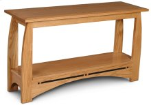 "Aspen Sofa Table with Inlay, Aspen Sofa Table with Inlay, 60""w"