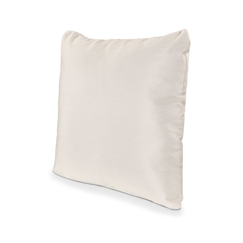 "Natural 16"" Outdoor Throw Pillow"