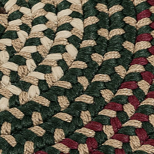 Brook Farm Rug BF62 Winter Green Samples
