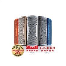 Light Silver Muo Portable Bluetooth Speaker
